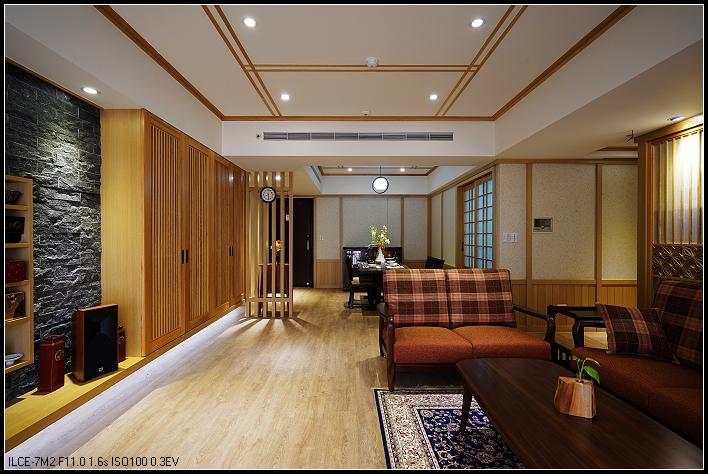 裝潢工程207-室內設計日式禪風