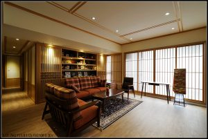 裝潢工程208-室內設計日式禪風