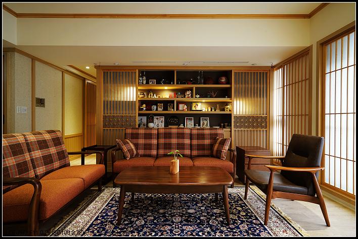 裝潢工程210-室內設計日式禪風