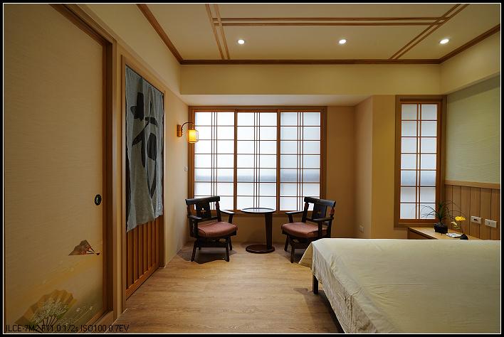 裝潢工程211-室內設計日式禪風