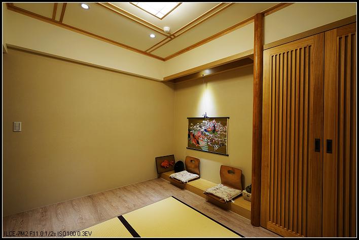 裝潢工程212-室內設計日式禪風