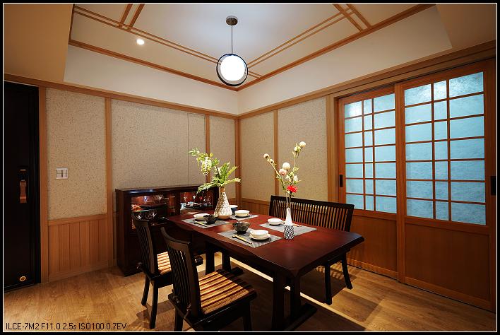 裝潢工程216-室內設計日式禪風