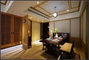 裝潢工程222-室內設計日式禪風