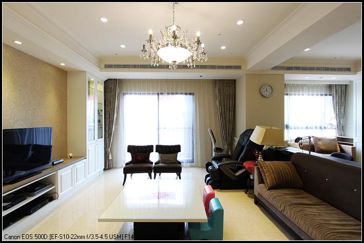 裝潢工程76-室內設計英式古典風