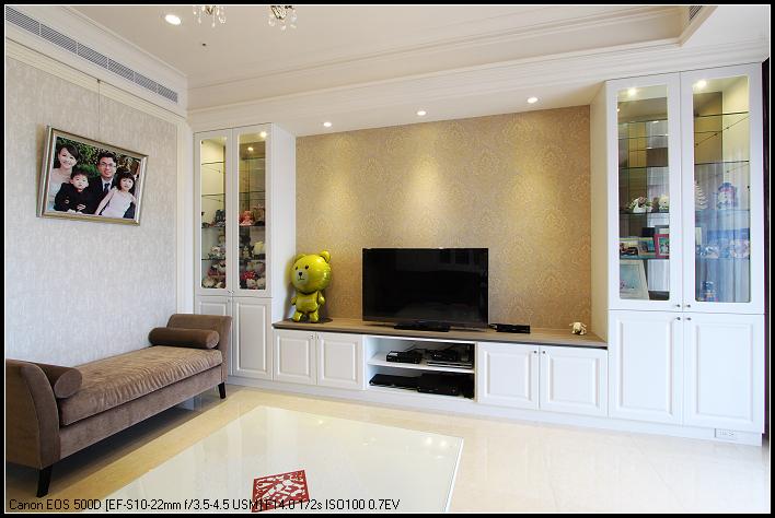 裝潢工程79-室內設計英式古典風