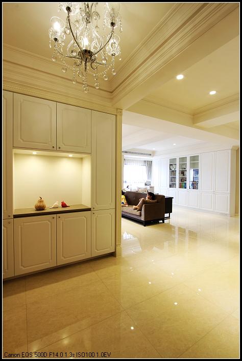裝潢工程82-室內設計英式古典風