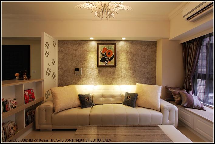 裝潢工程159-室內設計新古典風