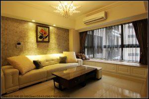 裝潢工程160-室內設計新古典風