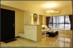 裝潢工程162-室內設計新古典風