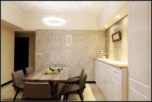 裝潢工程165-室內設計新古典風