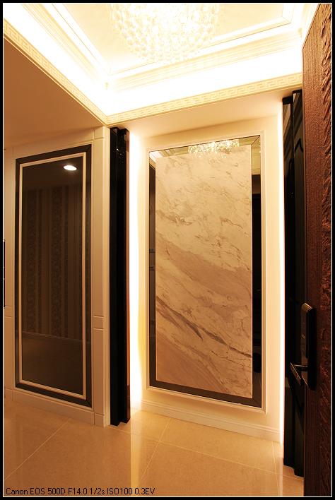 裝潢工程187-室內設計新古典