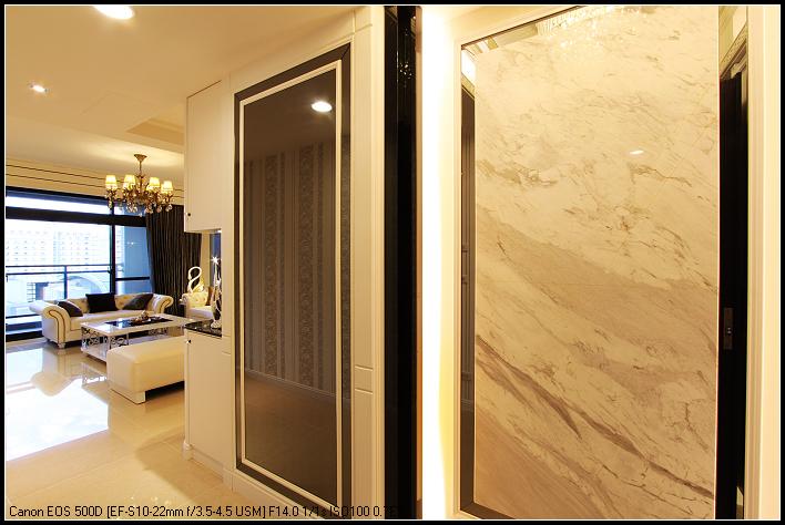 裝潢工程188-室內設計新古典