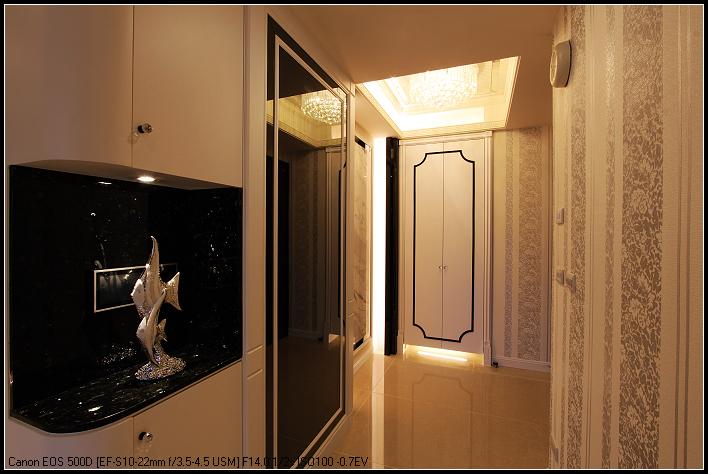 裝潢工程189-室內設計新古典