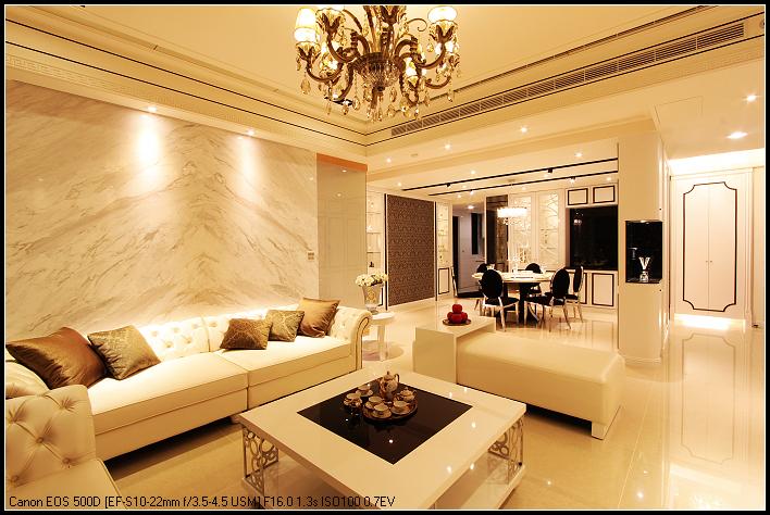裝潢工程191-室內設計新古典