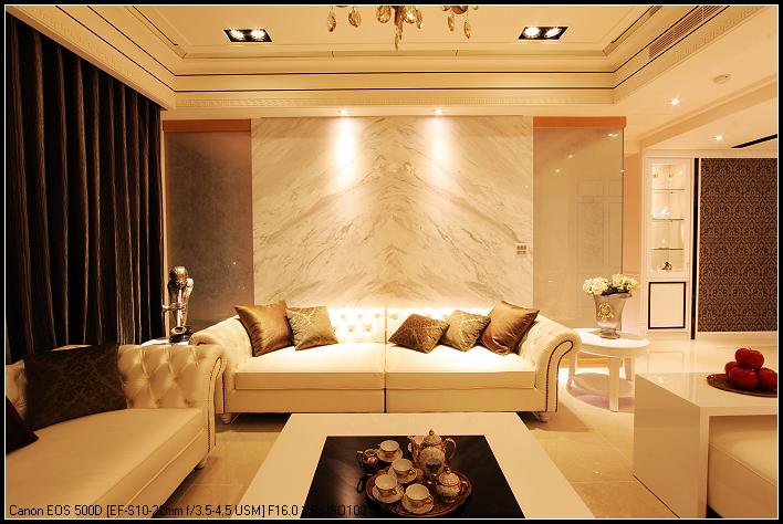 裝潢工程193-室內設計新古典