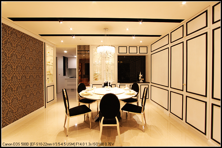 裝潢工程192-室內設計新古典