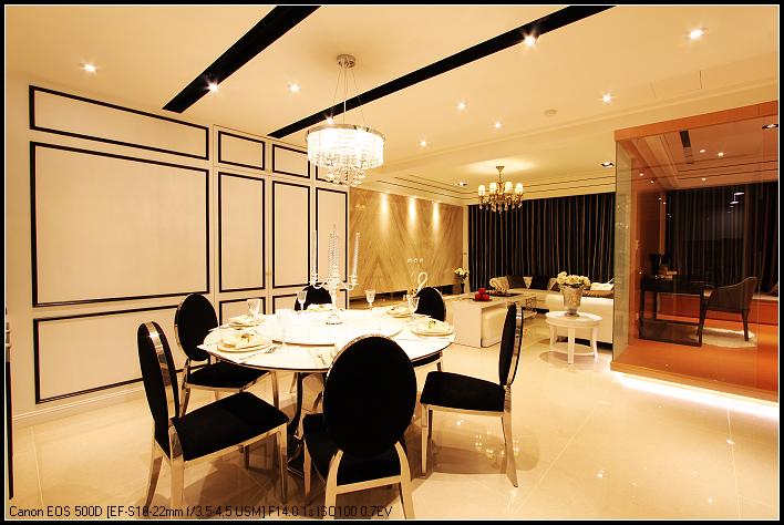 裝潢工程194-室內設計新古典