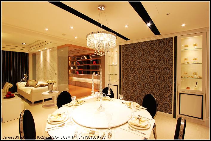 裝潢工程195-室內設計新古典