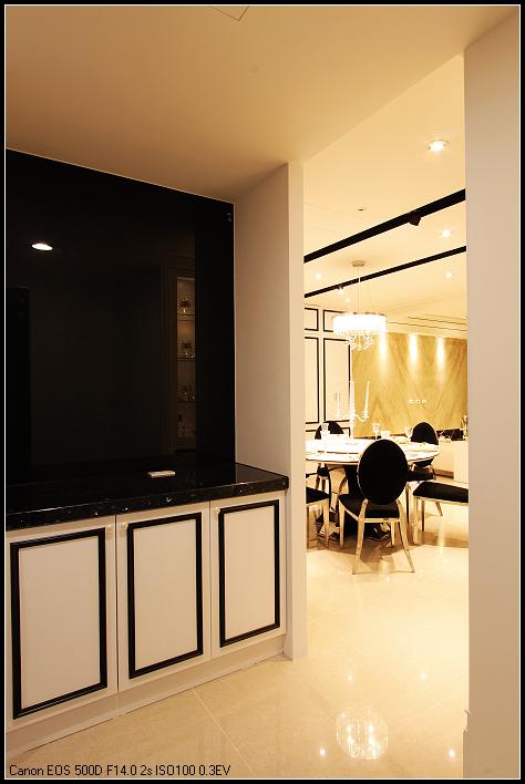 裝潢工程202-室內設計新古典