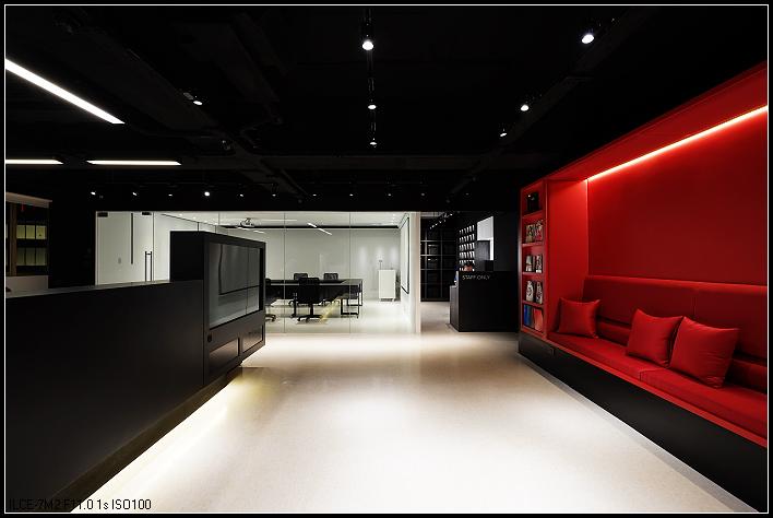 裝潢工程106- 商辦空間設計