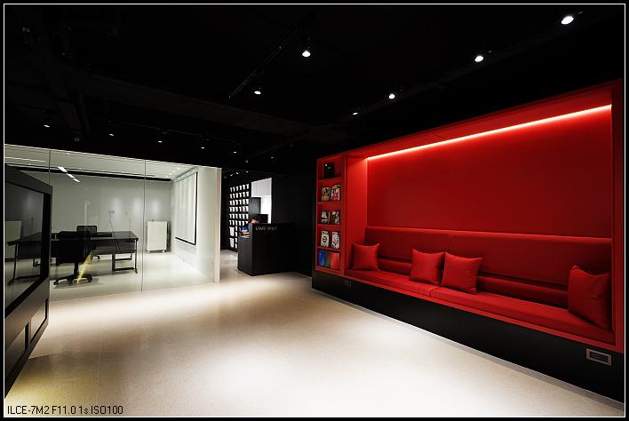 裝潢工程107- 商辦空間設計